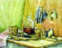 Рисунки учащихся Детской художественной школы Петропавловска-Камчатского
