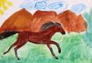 Рисунки детей из с. Хаилино