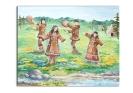 Танец у реки